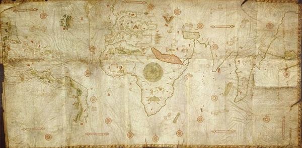 Xem bản đồ thế giới từ cổ đại đến hiện đại 13