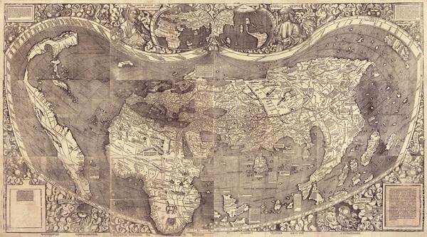 Xem bản đồ thế giới từ cổ đại đến hiện đại 14