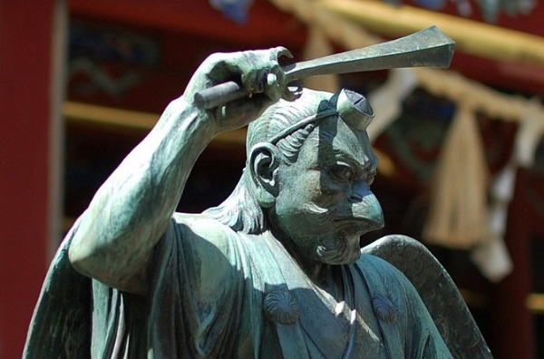 """Yêu quái, ma quỷ vừa """"kute"""" vừa sợ trong truyền thuyết Nhật 7"""
