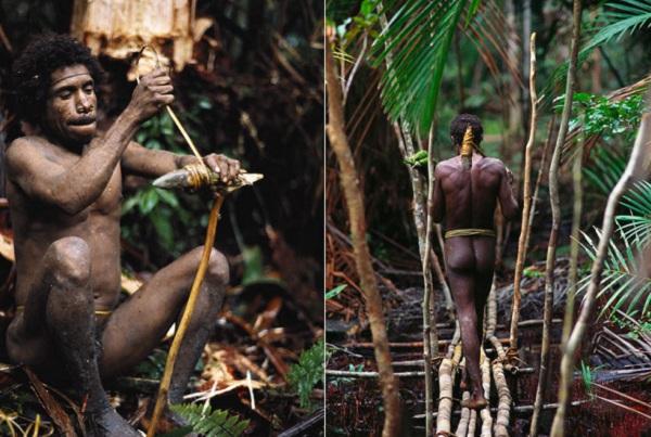 Bộ tộc sống trên cây duy nhất ở Trái đất 4