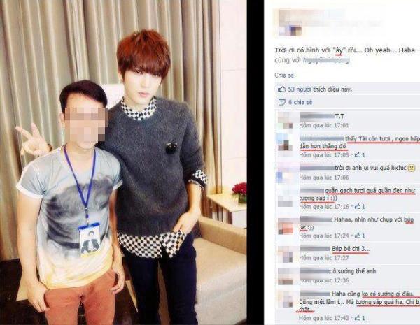 Fan tẩy chay VJ Việt có hành động thiếu tế nhị với JaeJoong 2