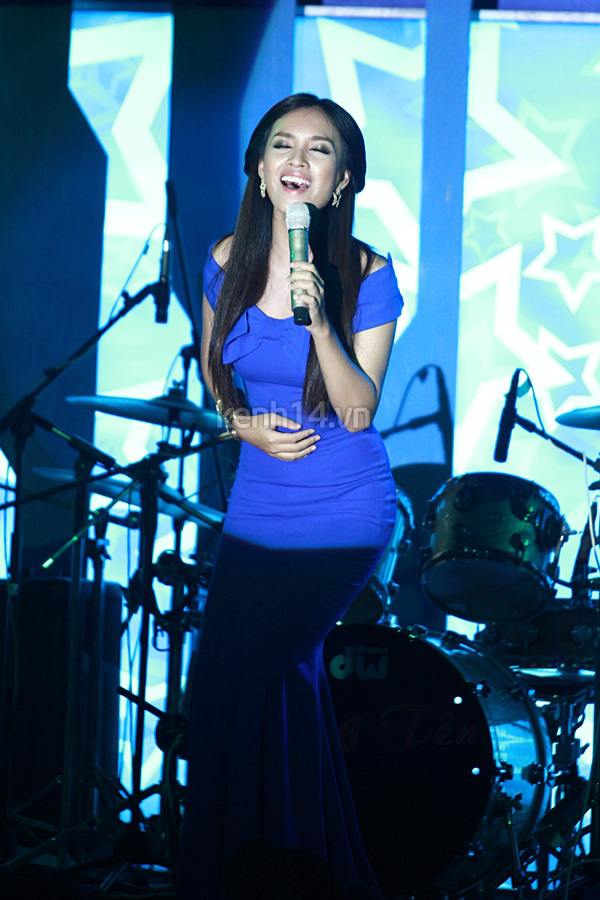 Ấm áp đêm nhạc ủng hộ Wanbi Tuấn Anh 11