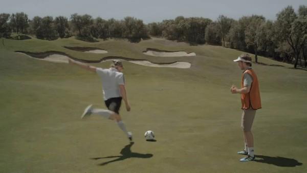 """Thú vị với môn thể thao """"đá golf"""" 9"""