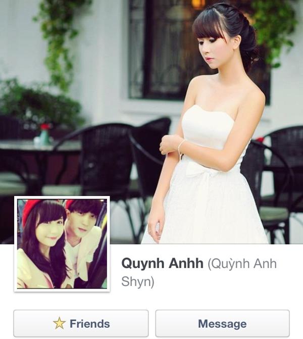 Quỳnh Anh Shyn đang yêu hot boy Bê Trần? 1