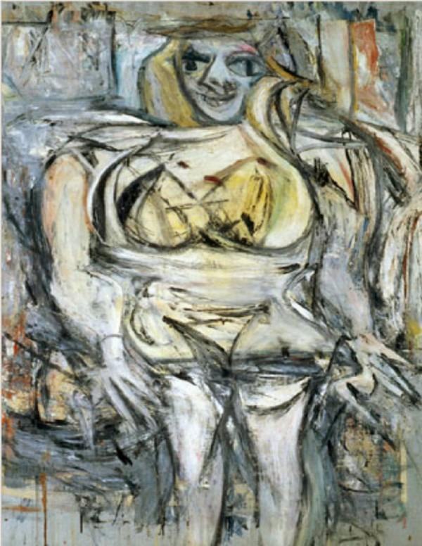 Willen De Kooning là một họa sĩ theo trường phái trừu tượng và ông đã vẽ  một bộ 6 bức tranh với đối tượng chính là một người phụ nữ trong khoảng ...