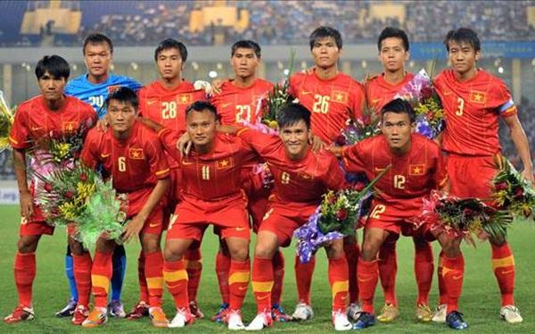 Danh sách sơ bộ đội tuyển Việt Nam tham dự AFF Suzuki Cup 2012 1