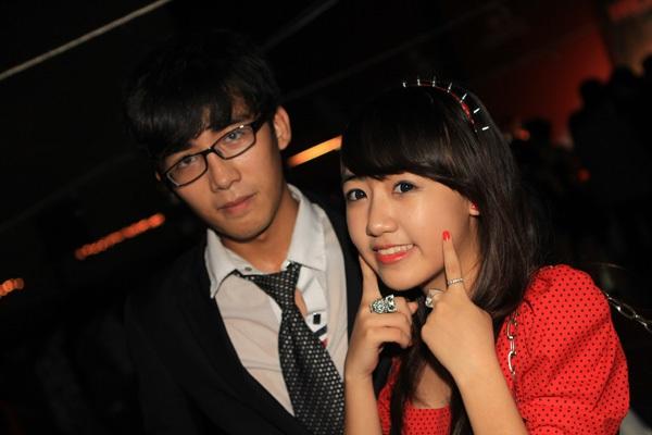 Giới trẻ Hà Nội rộn rã party Halloween 22