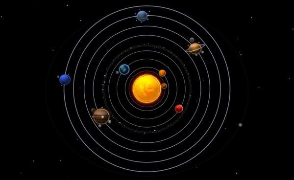 """Sao Diêm Vương Là Hành Tinh Xa Nhất Nằm Trong """"Đại Gia Đình"""" Hệ Mặt Trời.  Từ Khi Được Phát Hiện Năm 1930 Cho Tới Tận Năm 2006, Sao Diêm Vương Vẫn ..."""