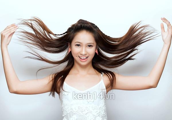 """Thực hiện 3 kiểu tóc tết """"siêu"""" dễ & kute 7"""