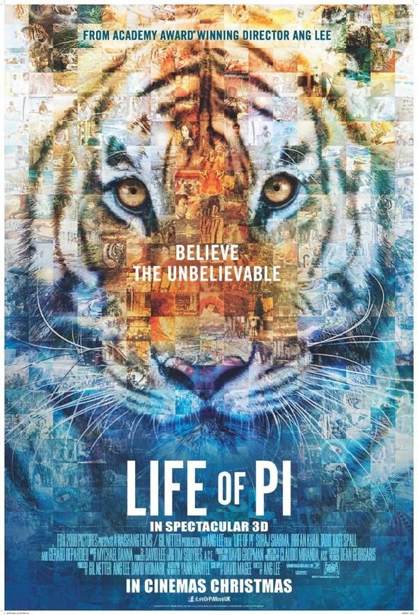 """Trải nghiệm hành trình choáng ngợp trong """"Life of Pi"""" 10"""