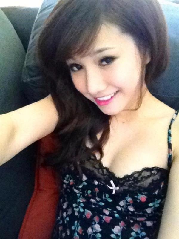 Nghi lộ ảnh nóng của hot girl bán hàng online Minh Thảo 3