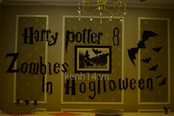Giới trẻ Hà Nội rộn rã party Halloween 1