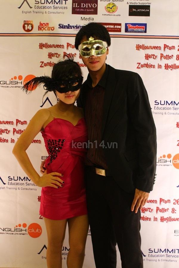 Giới trẻ Hà Nội rộn rã party Halloween 12