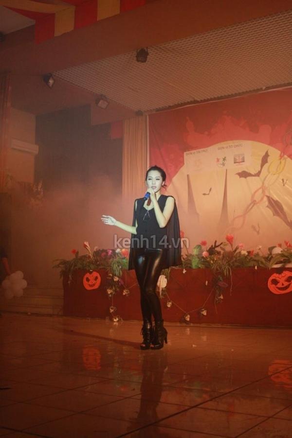 Giới trẻ Hà Nội rộn rã party Halloween 33