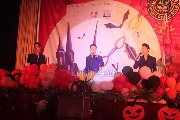 Giới trẻ Hà Nội rộn rã party Halloween 35