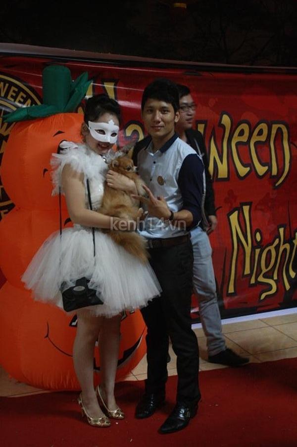 Giới trẻ Hà Nội rộn rã party Halloween 39