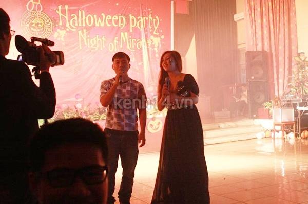 Giới trẻ Hà Nội rộn rã party Halloween 41