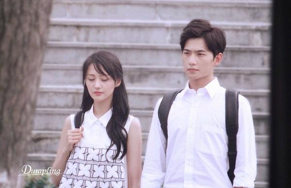 Dương Dương cưa cẩm ngay lúc Trịnh Sảng bị phản bội trong phim Yêu em từ cái nhìn đầu tiên