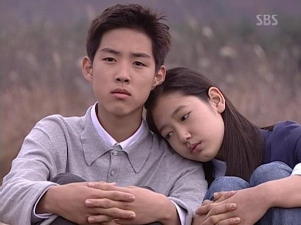 """Những màn """"lột xác"""" của diễn viên nhí Hàn 7"""