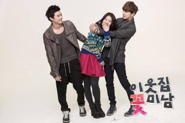 Bàn tay lạ nghịch cạp váy của Park Shin Hye 3