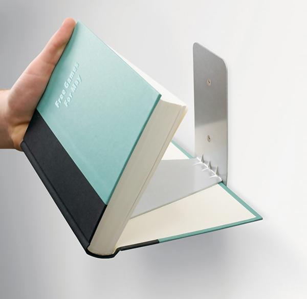 Tuyển tập những chiếc kệ sách xinh xắn 2
