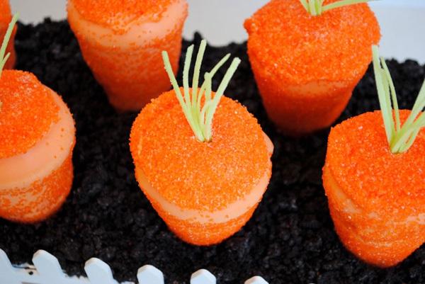 """Cupcake """"giả danh"""" cà rốt 7"""