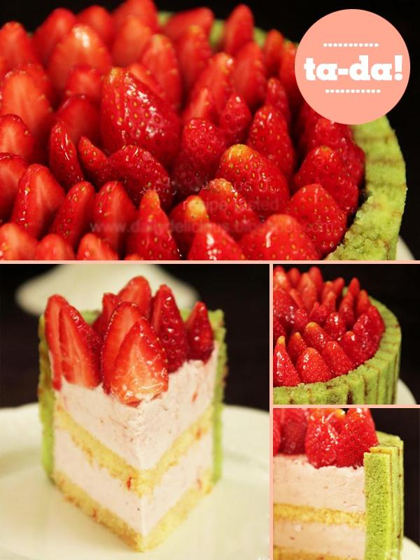 Làm bánh sinh nhật đẹp như của đầu bếp chuyên nghiệp 10