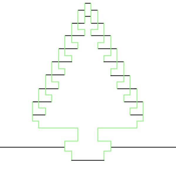 4 mẫu thiệp pop-up độc đáo mùa Noel 2