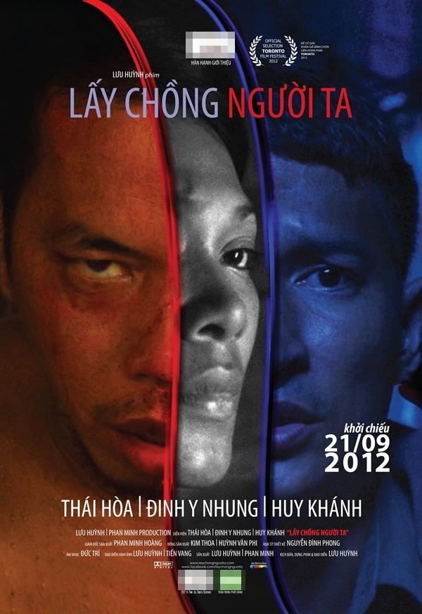 """Những """"tội danh đáng ngán"""" của poster phim Việt 2012 4"""
