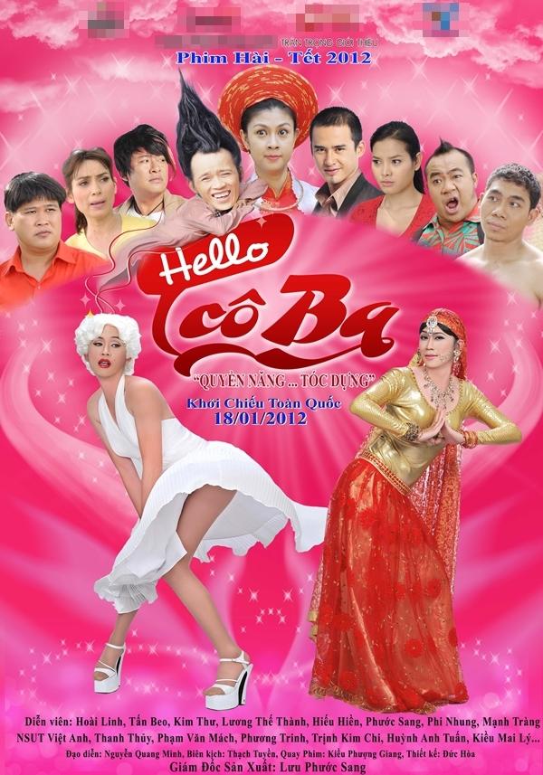 """Những """"tội danh đáng ngán"""" của poster phim Việt 2012 5"""