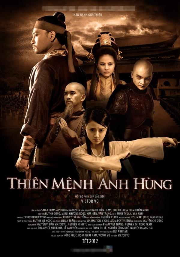 """Những """"tội danh đáng ngán"""" của poster phim Việt 2012 3"""