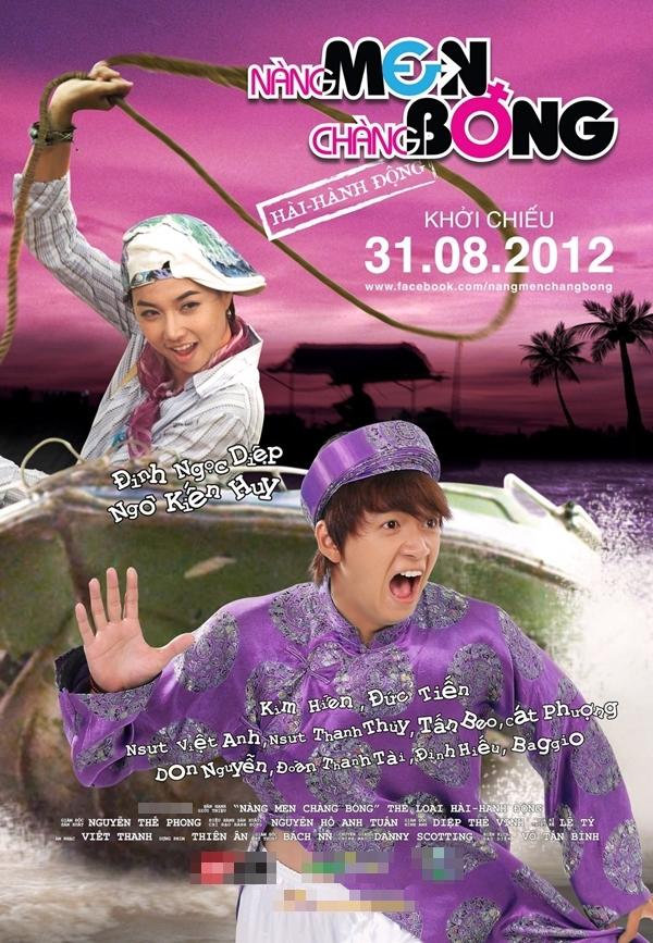 """Những """"tội danh đáng ngán"""" của poster phim Việt 2012 6"""