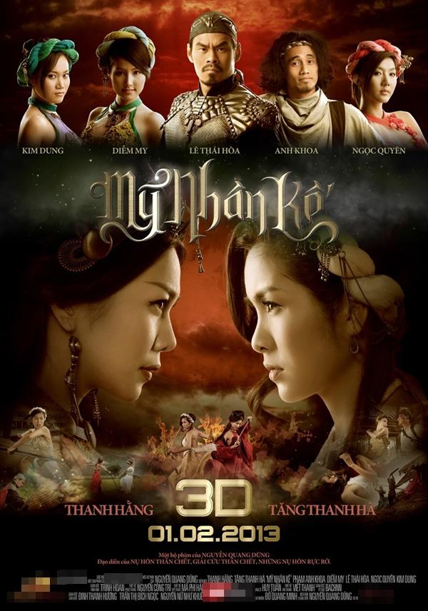 """Những """"tội danh đáng ngán"""" của poster phim Việt 2012 9"""