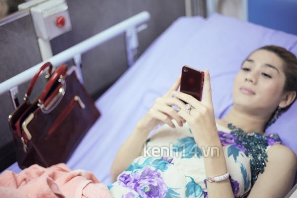 Cận cảnh Lâm Chí Khanh tại bệnh viện Thái Lan 1