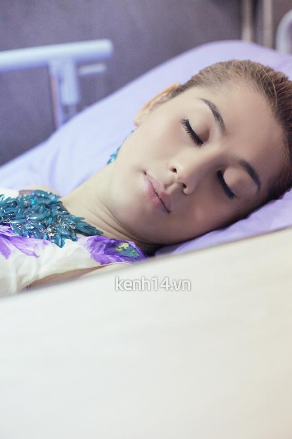 Cận cảnh Lâm Chí Khanh tại bệnh viện Thái Lan 2