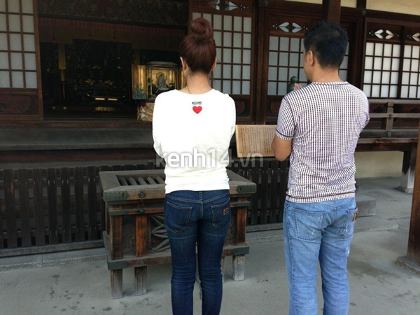Hoàng Thùy Linh khoe ảnh du hí với bạn trai 2