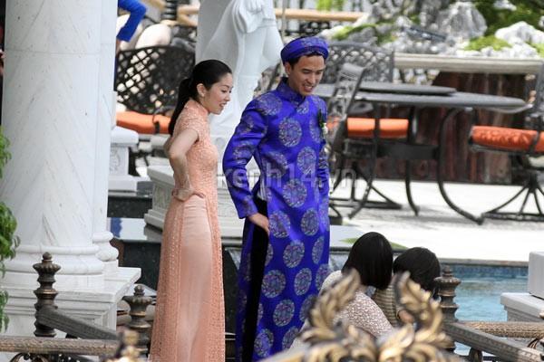 """Ảnh và clip độc: Bạn bè """"tung hứng"""" vợ chồng Tăng Thanh Hà 7"""