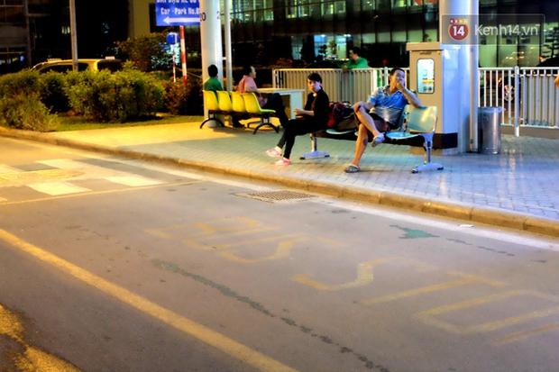 Nếu tăng tuyến xe buýt sân bay thì sẽ giảm được lượng taxi gây ùn tắc tại các cửa ngõ - Ảnh 3.