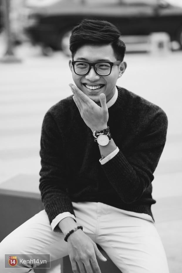 Quang Thái: Cong hay thẳng không quan trọng, chuyện quần quần áo áo là bình thường! - Ảnh 8.