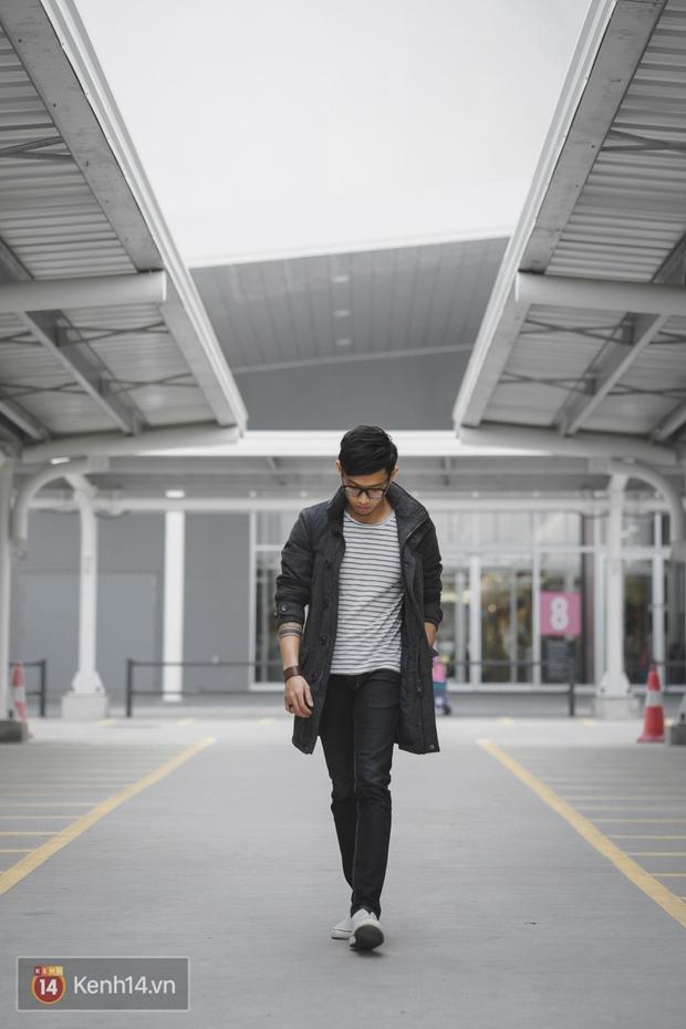 Quang Thái: Cong hay thẳng không quan trọng, chuyện quần quần áo áo là bình thường! - Ảnh 14.