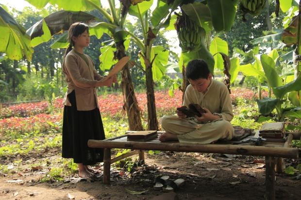 Ngắm vẻ đáng yêu, trong sáng của Cô dâu 10 tuổi Việt Nam - Ảnh 2.