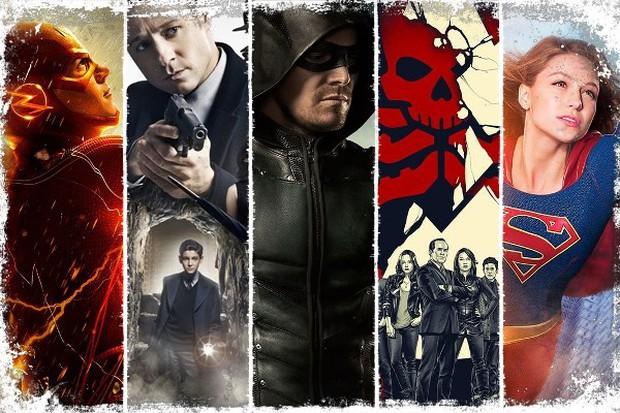 10 TV series siêu anh hùng mới sắp được ra mắt trong năm 2016 - Ảnh 1.