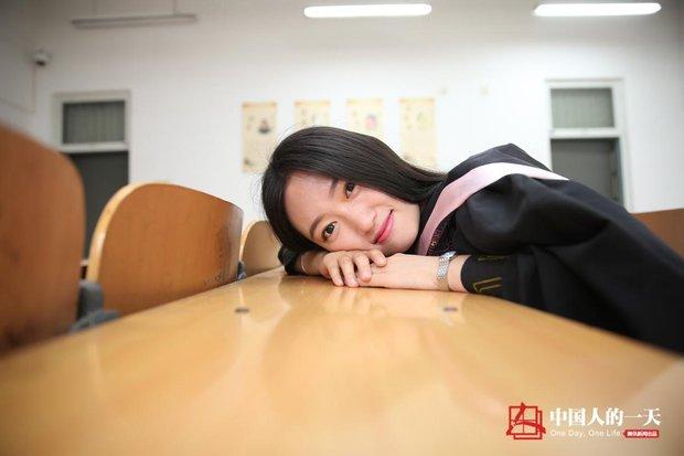 Loạt ảnh những nữ thần giảng đường Trung Quốc xinh như mơ trong ngày tốt nghiệp - Ảnh 16.