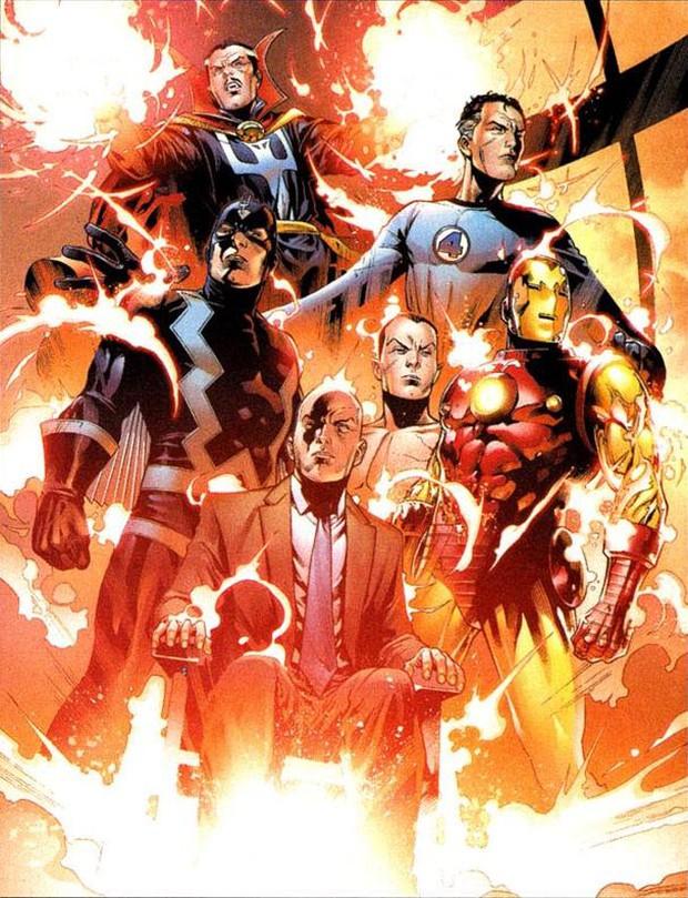Hội Iluminati sẽ xuất hiện trong phim siêu anh hùng Doctor Strange? - Ảnh 1.