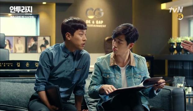 """Entourage"": Seo Kang Joon á khẩu khi bắt gặp So Hee hẹn hò Kang Ha Neul - Ảnh 2."