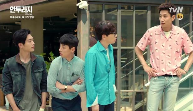 """Entourage"": Seo Kang Joon á khẩu khi bắt gặp So Hee hẹn hò Kang Ha Neul - Ảnh 5."