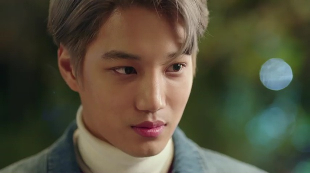 """""""7 First Kisses"""": Kai (EXO) gây sốc khi công khai hẹn hò và khóa môi cô giáo - Ảnh 17."""