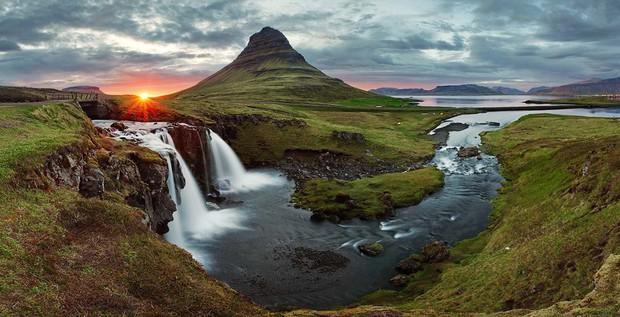 Đố bạn biết: Vì sao Greenland thì toàn băng, trong khi Iceland phủ xanh cây cỏ? - Ảnh 2.
