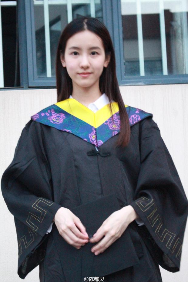 Loạt ảnh những nữ thần giảng đường Trung Quốc xinh như mơ trong ngày tốt nghiệp - Ảnh 3.