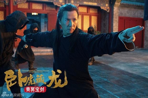 """Chân Tử Đan đưa """"Ngọa Hổ Tàng Long"""" tái xuất gây sốt màn ảnh - Ảnh 3."""
